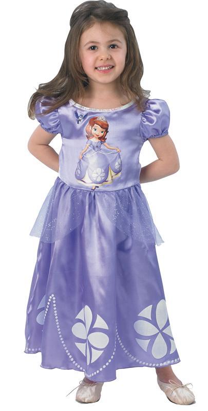 d guisement princesse sofia enfant d guisement fille pas cher un air de f tes. Black Bedroom Furniture Sets. Home Design Ideas
