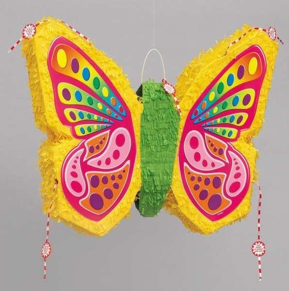 pinata papillon d coration animation pas cher un air. Black Bedroom Furniture Sets. Home Design Ideas