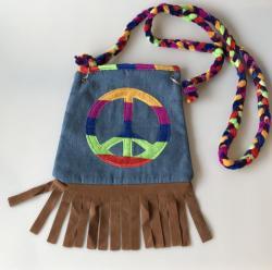 Sac hippie pas cher pour soirée déguisée