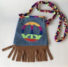sac hippie pour soiree deguisee