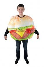 deguisement hamburger