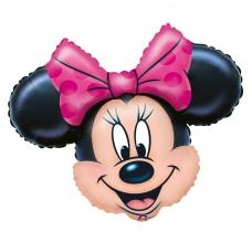 ballon tete de minnie mouse