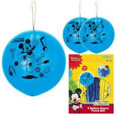 ballons a frapper mickey mouse