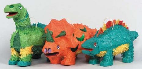 pinatas dinosaures