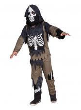 deguisement zombie squelette
