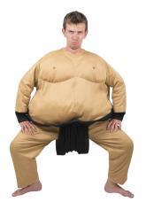 deguisement de sumo matelassee