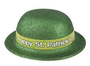 chapeau melon paillettes saint patrick