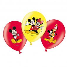 ballons mickey mouse assortis