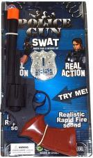 pistolet de police bruiteur