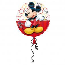 ballon mickey mouse rond