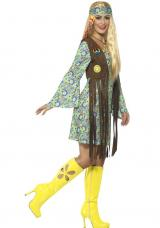 robe hippie annee 60