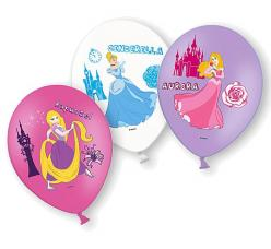 ballons princesses disney assortis
