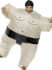 deguisement de sumo gonflable