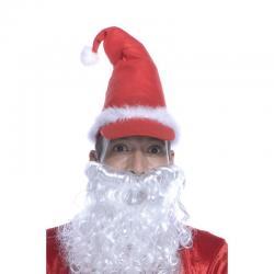 Casquette de Père Noël pour Adulte pas cher