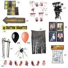kit décoration halloween