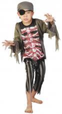 deguisement pirate zombie