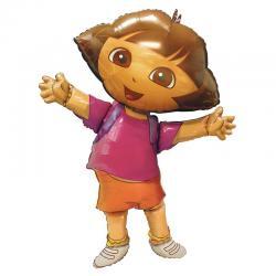 Ballon Dora l' Exploratrice pas cher