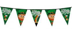 Bannière Saint Patrick 14 pavillons pas cher
