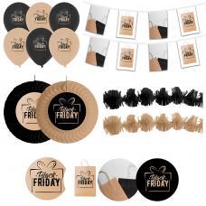 kit decorations black friday