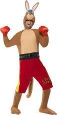 deguisement kangourou boxeur