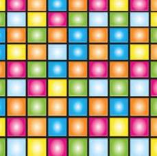 decor bordure disco