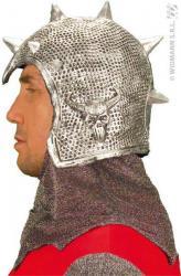 Casque Médiéval Latex pas cher
