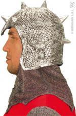 casque medieval latex
