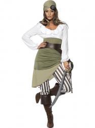 Déguisement Pirate Femme Original pas cher