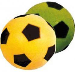 Ballon de foot en mousse pas cher