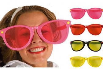 lunettes geantes