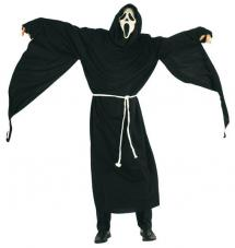 costume screaming fantome homme