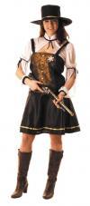 deguisement sherif pour femme