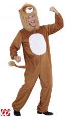 deguisement lion peluche homme