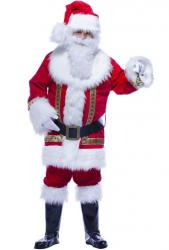 Costume Santa Claus pas cher