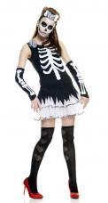 squelette sexy adulte