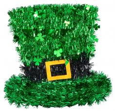 decor chapeau saint patrick