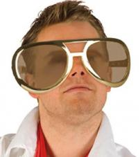 lunettes rockeur maxi