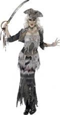 deguisement zombie pirate femme