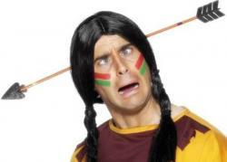 Flèche Indienne Trans-Crâne pas cher