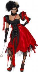 Costume reine de coeur pas cher