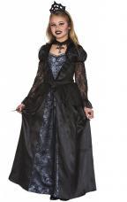costume reine maléfique enfant