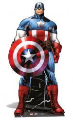 Déguisements figurine marvel captain america