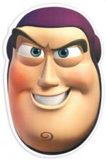 Masque Buzz L'éclair En Carton
