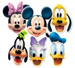 Masques Mickeys et Ses Amis