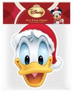 Déguisements Masque Donald Noël