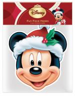 Déguisements Masque Mickey Noël