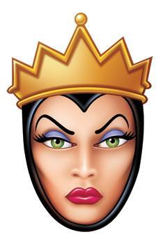 Masque Méchante Reine
