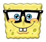 Déguisements Masques Bob L'éponge lunette