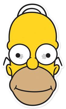 Masque Homer