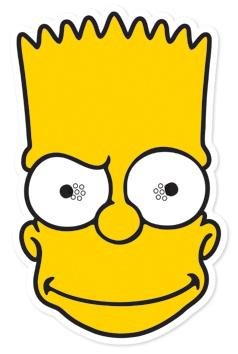 Masque Bart